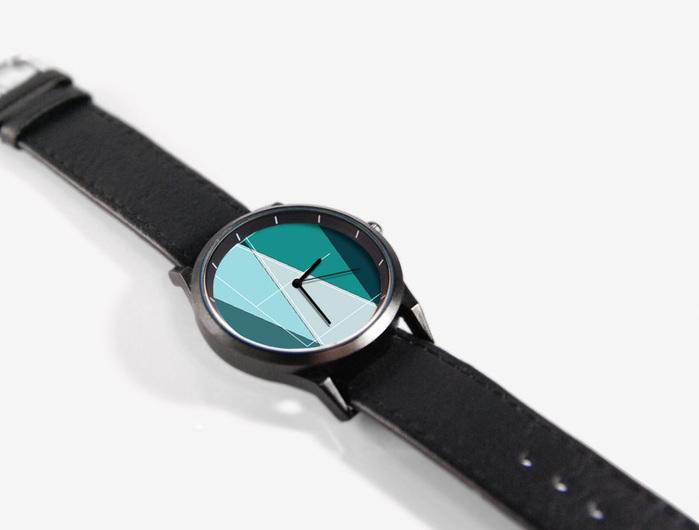 WenTi|插畫X手錶─WE #2