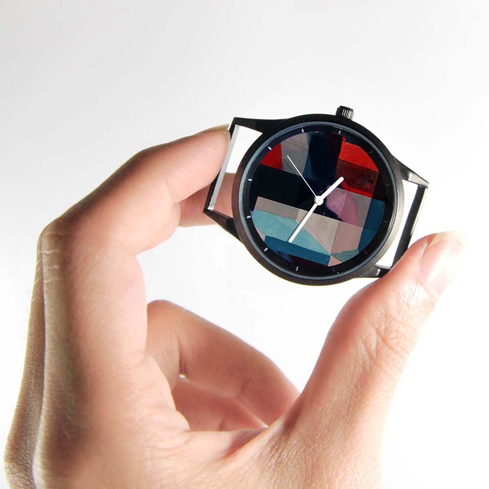WenTi|插畫X手錶─調色盤(Palette#1)