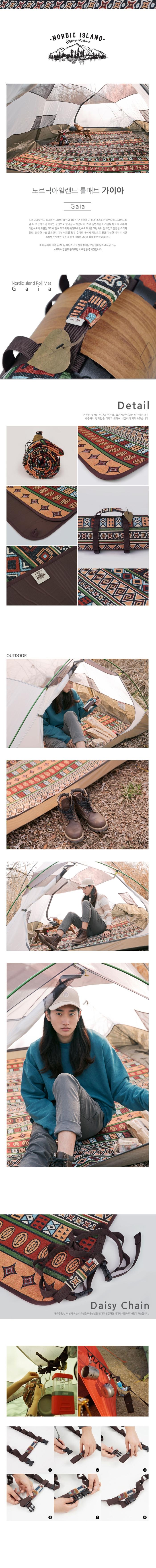 (複製)NORDIC ISLAND | Roll mat防水野餐墊 (Ersa)