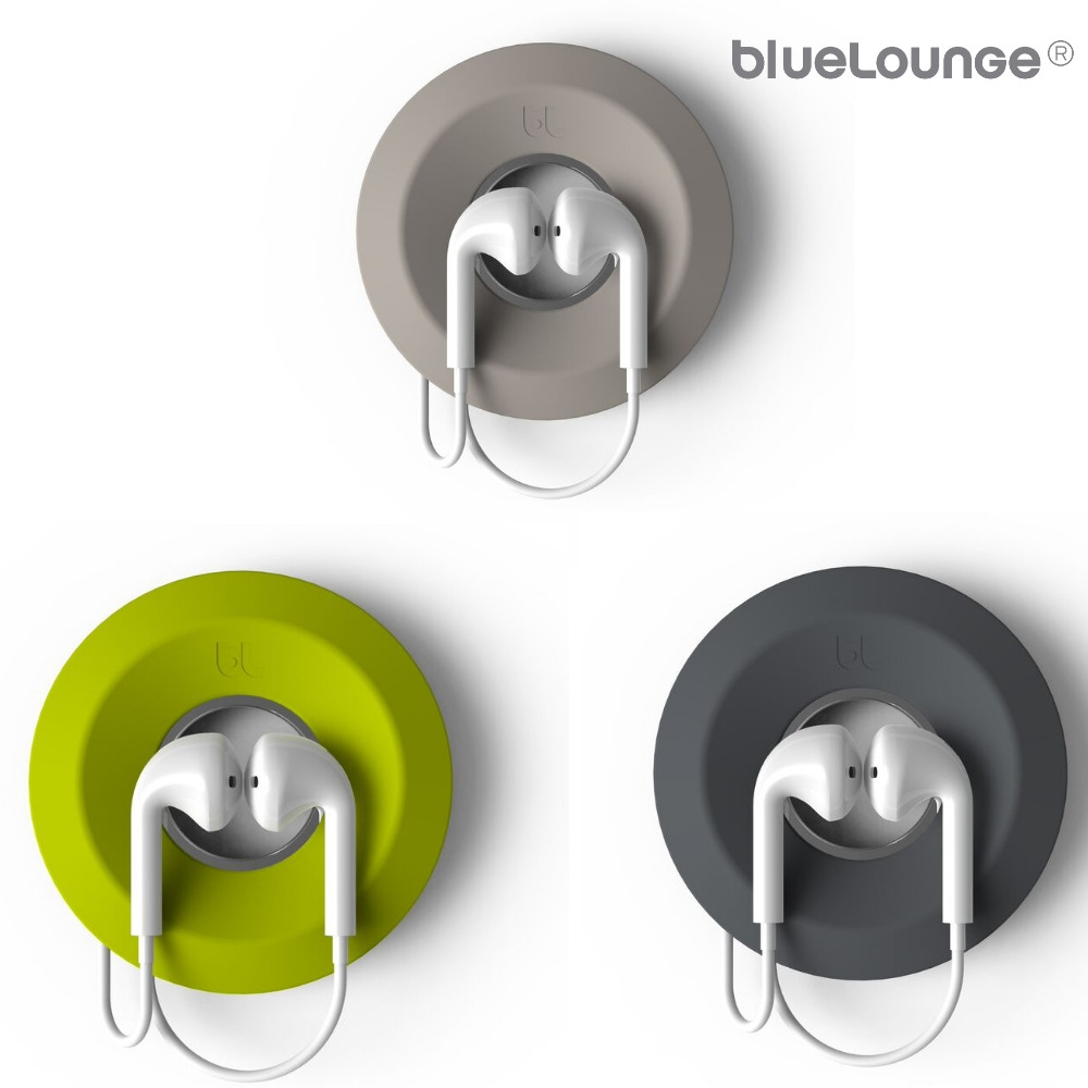 Bluelounge   Cableyoyo耳機整線器 (亮綠)