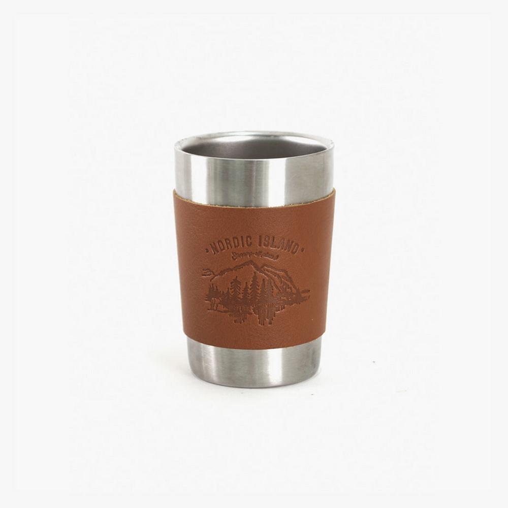 NORDIC ISLAND | 不鏽鋼杯 (棕)