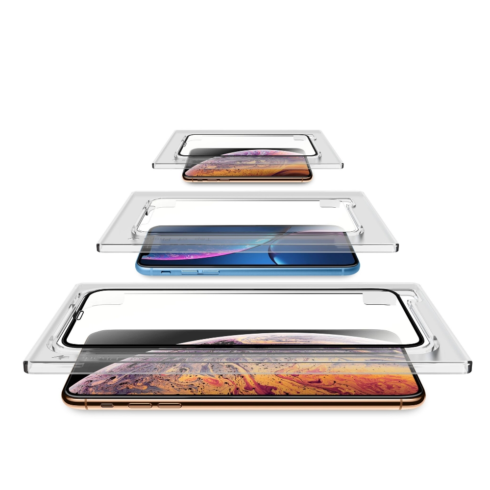 Torrii│iPhone Xs Max 快速玻璃保護貼