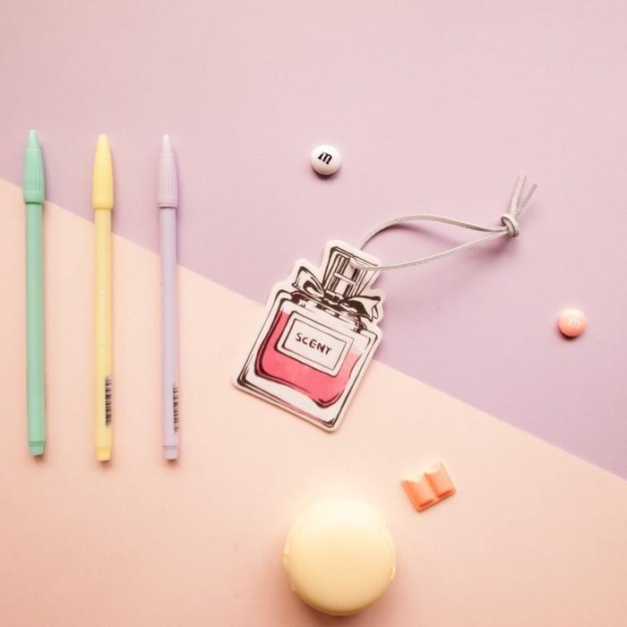 Scentlab 香氛實驗室|香水No.7香氛吊飾 (英國梨與小蒼蘭)