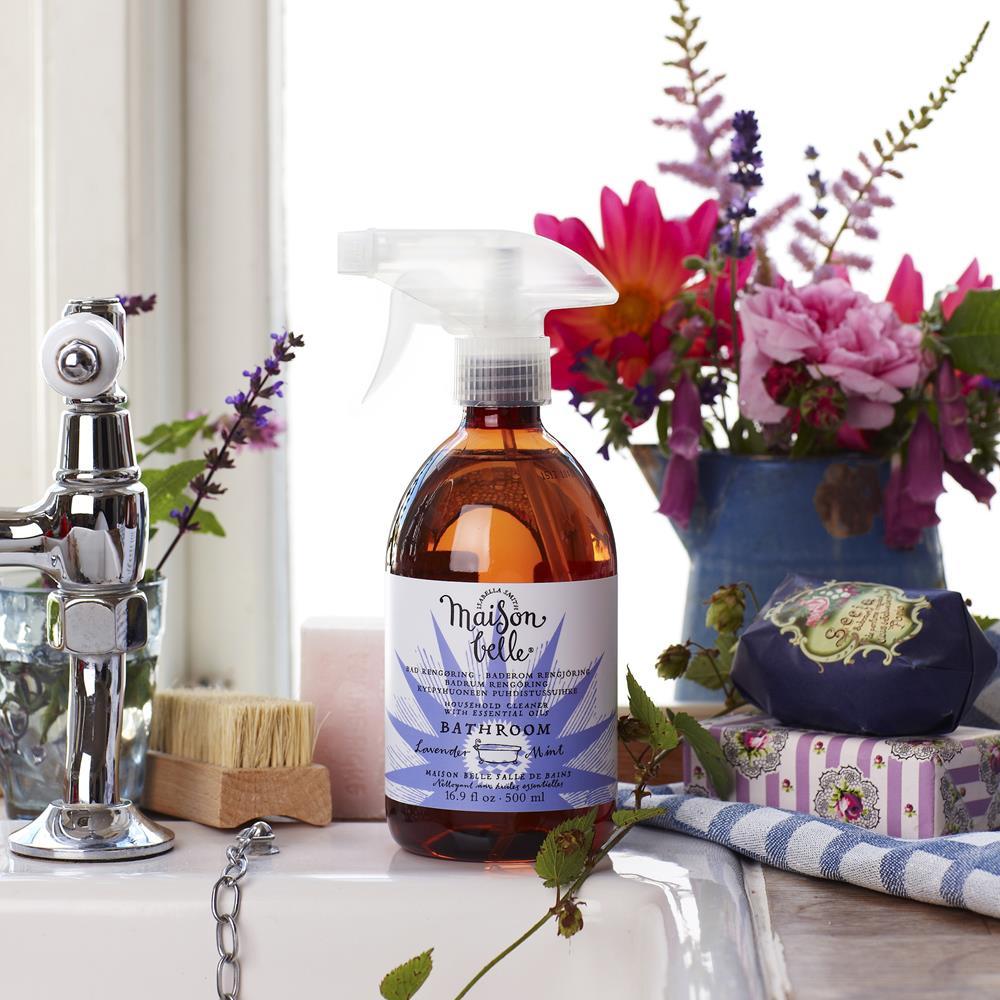 美生貝樂 Maison Belle 植萃精油浴室清潔劑 (薰衣草/薄荷)