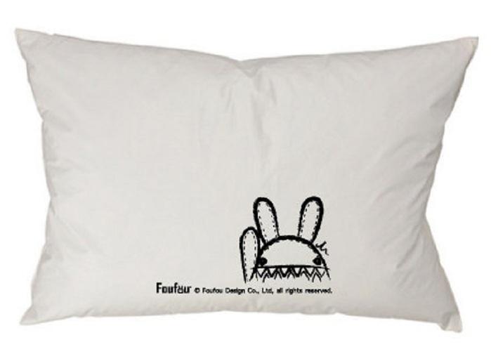 Foufou|Foufou枕頭套-枕頭山.攻頂
