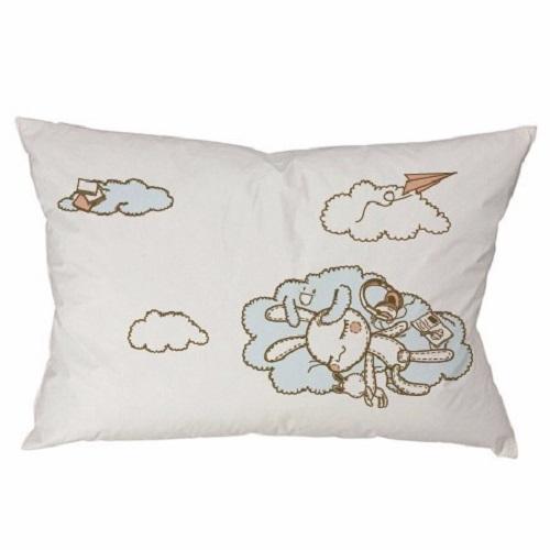 Foufou|Foufou枕頭套-風和日麗(白)