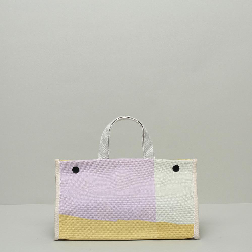 減簡手制JainJain|面紙套/防水漆 黃紫