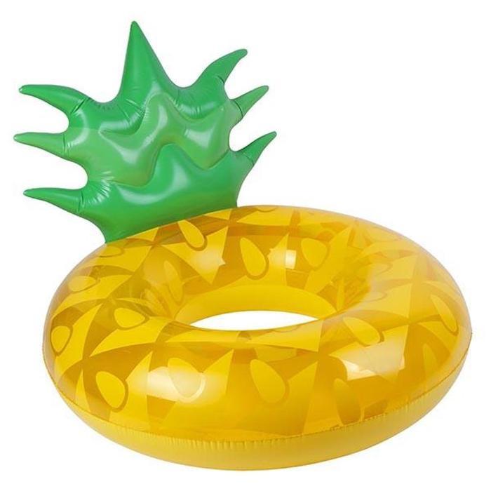 SHARKTANK-SUNNYLIFE Pool Ring Pineapple 鳳梨造型泳圈
