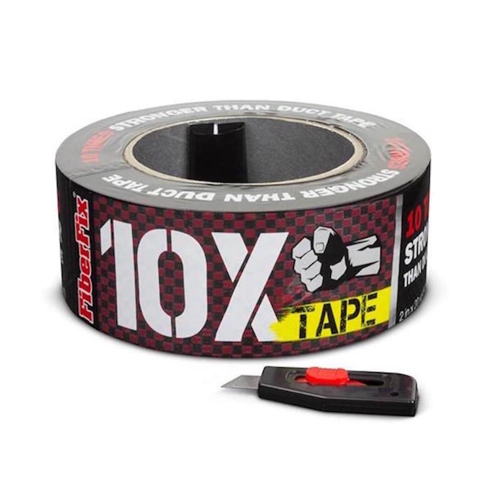FIBERFIX   10X Tape 超強鋼鐵纖維大力膠帶 (捲)