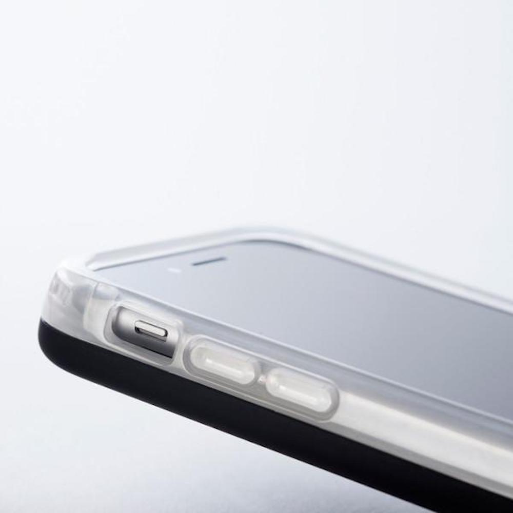 LUMEE Duo|雙面 LED 補光手機殼 iPhone 8, 7, 6s, 6 (黑)
