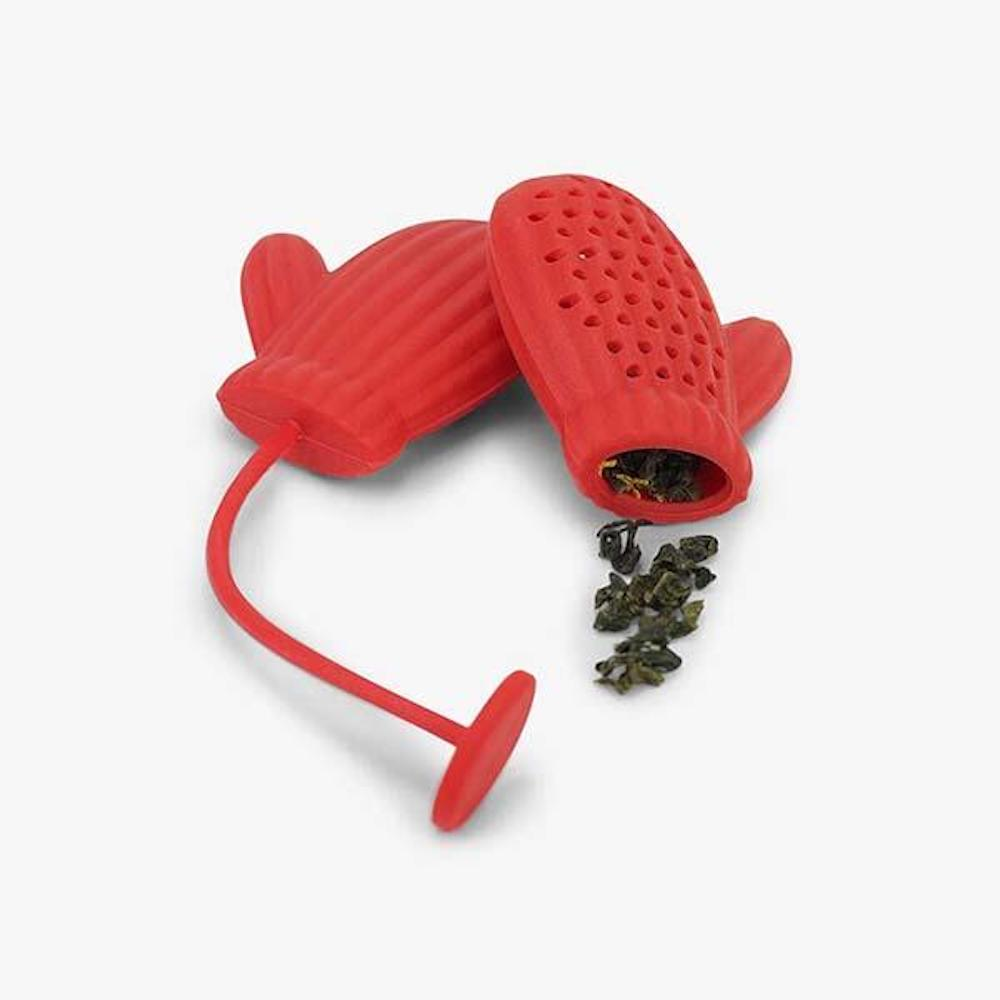 THE DAYDREAMER STUDIO | Mitten Tea Infuser 手套濾茶器