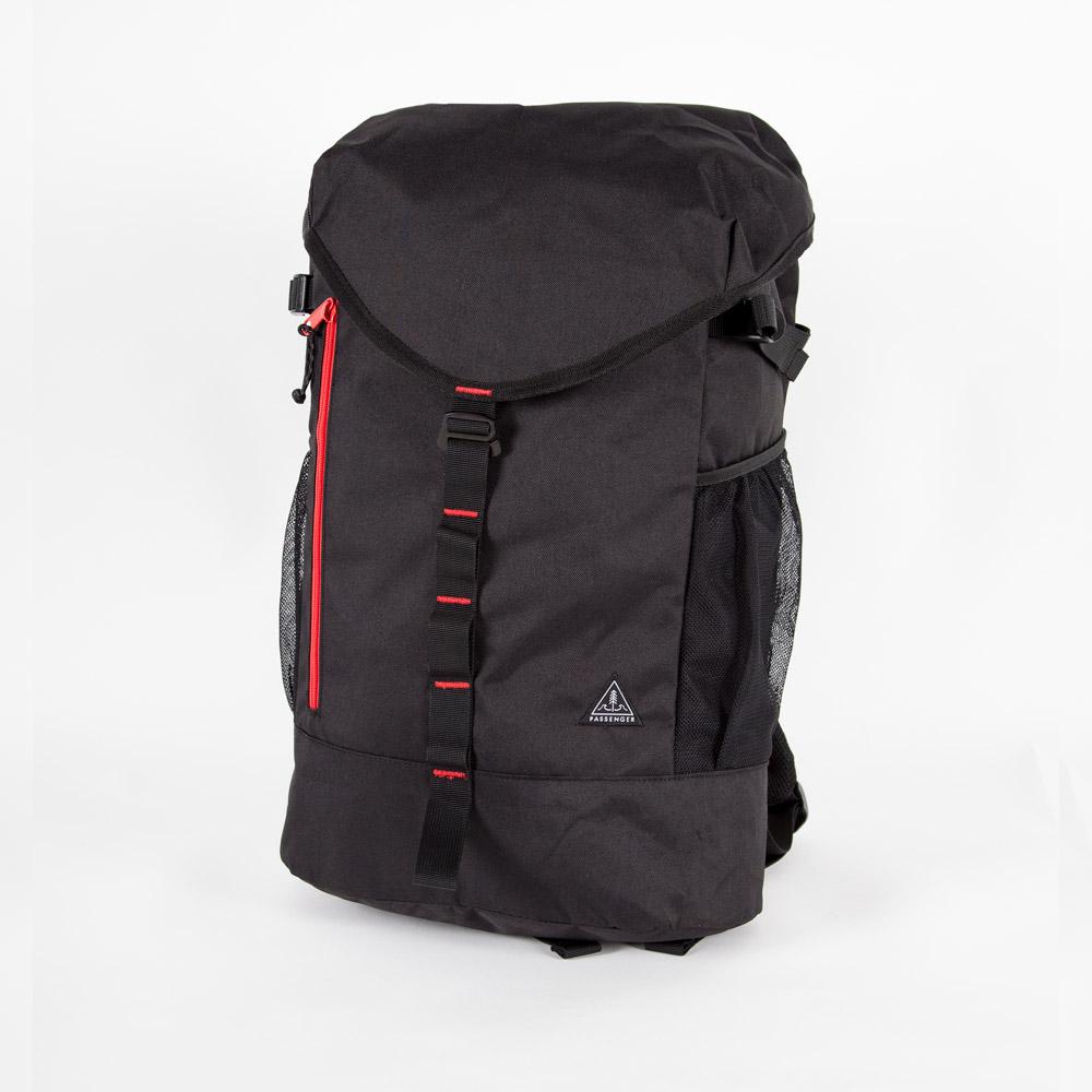 英國 PASSENGER|RAMBLER 旅行戶外多功能輕量型背包 (BLACK)