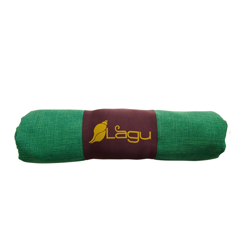 LAGU 沙灘專用快乾防沙毯 (綠色)