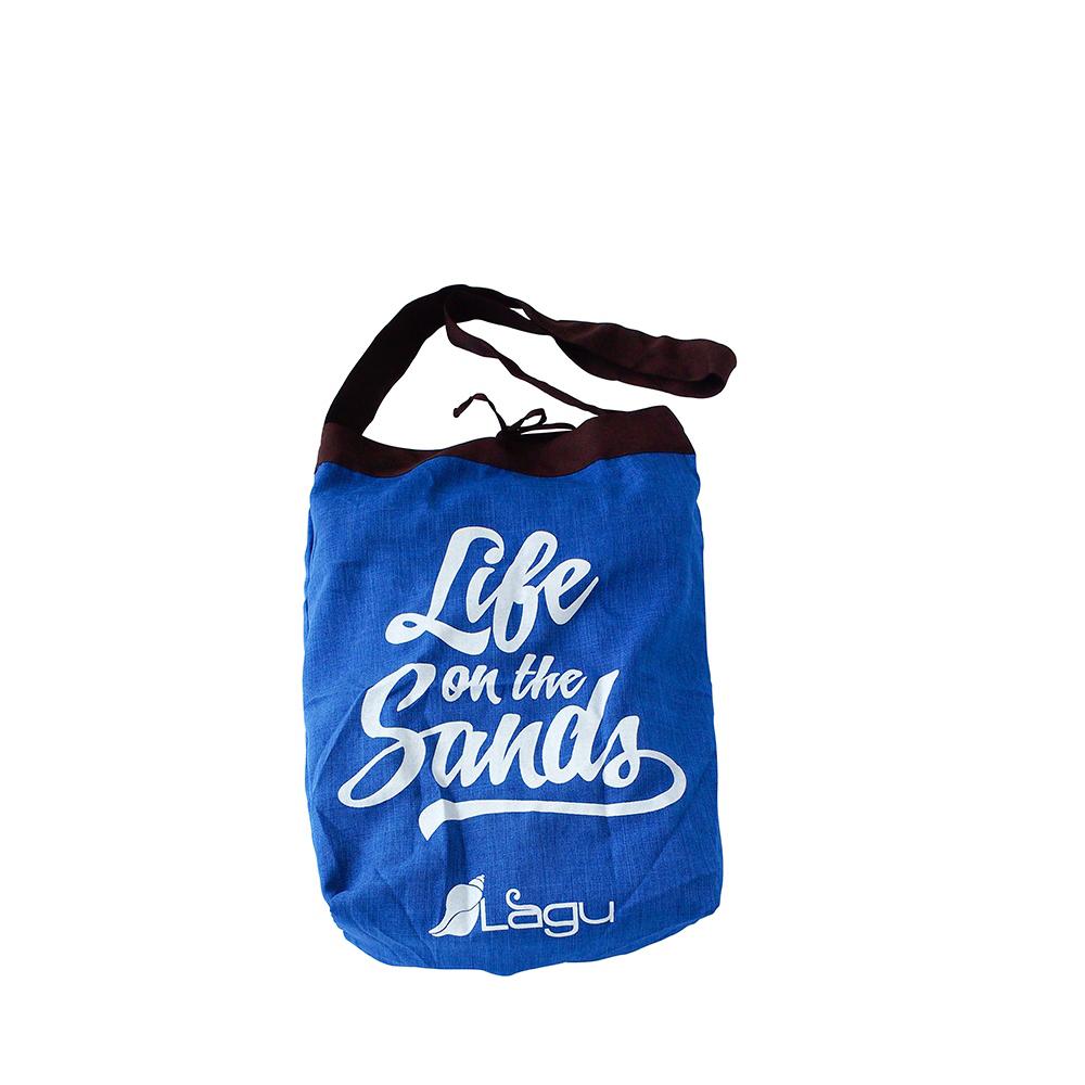 LAGU|快乾防沙袋 (藍)