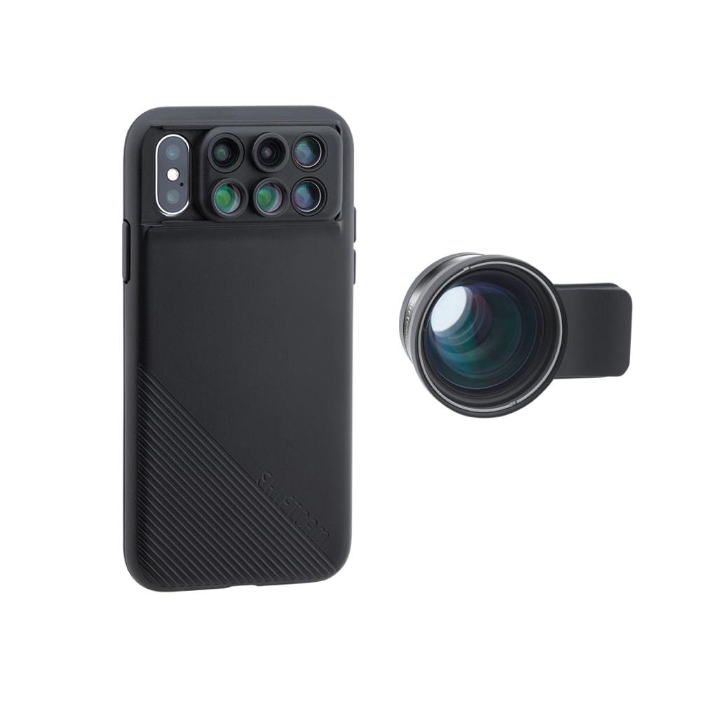 SHIFTCAM   2.0 PRO 輕便旅行攝影組(搭配高階廣角/長焦/微距鏡頭)