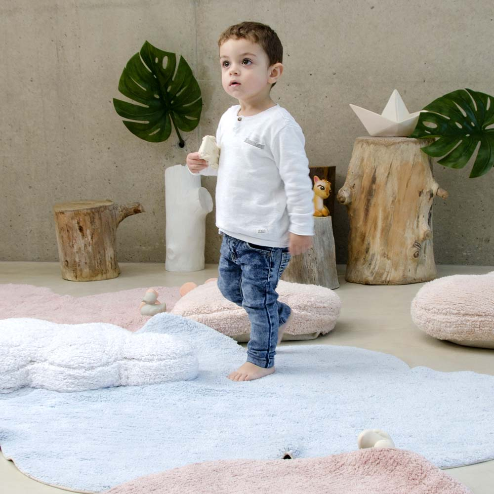 Lorena Canals 柔麗紡 雲朵泡芙地毯