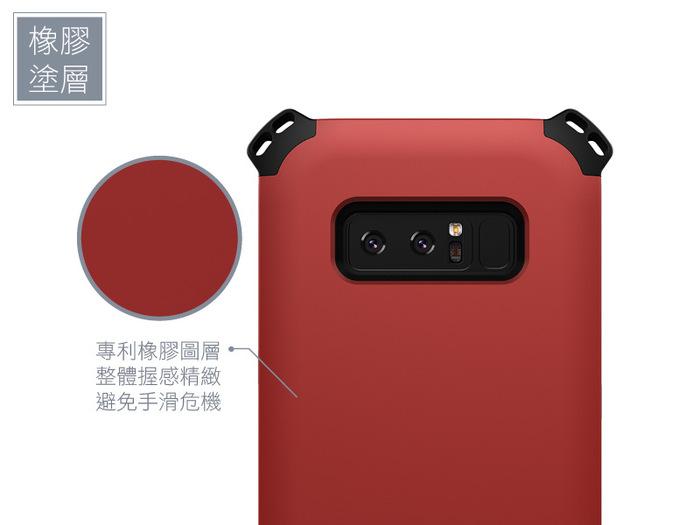 (複製)SEIDIO|軍規級四角防撞保護 for Samsung Galaxy Note 8-DILEXx KRYPTEK(荒野戰士)