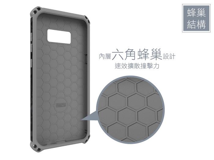 (複製)SEIDIO|軍規級四角防撞手機殼/保護殼 for Samsung Galaxy Note 8-DILEXx KRYPTEK(荒野戰士)