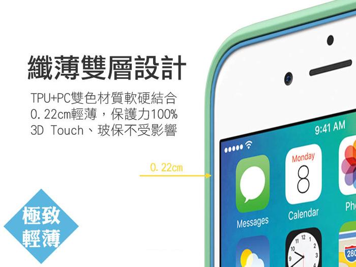 (複製)SEIDIO|都會時尚雙色手機殼/保護殼 for Apple iPhone 6/6s Plus-SURFACE(玫瑰金棕)