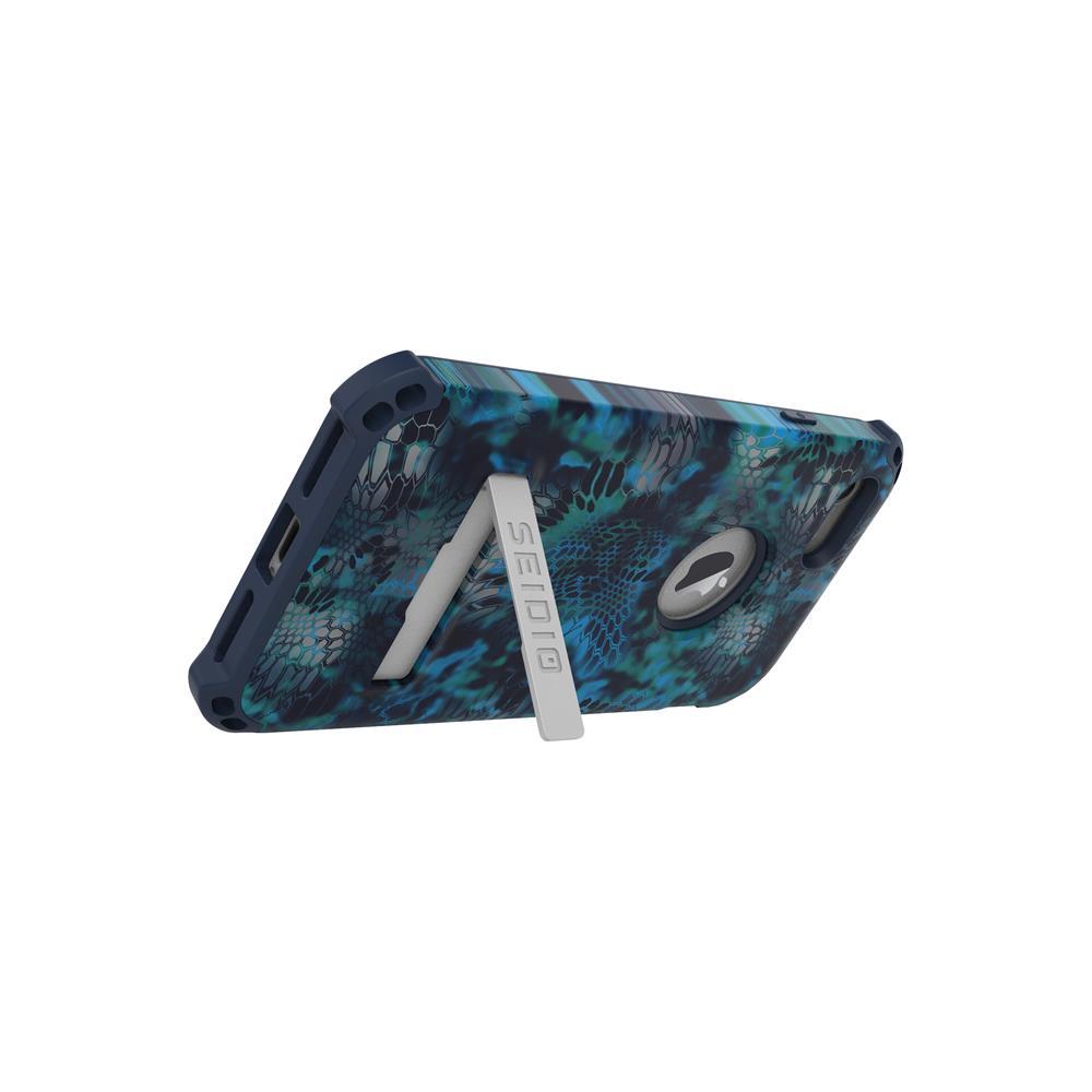 SEIDIO|軍規級四角防摔手機殼/保護殼 for Apple iPhone 7/8-DILEXx KRYPTEK(巨浪海神)