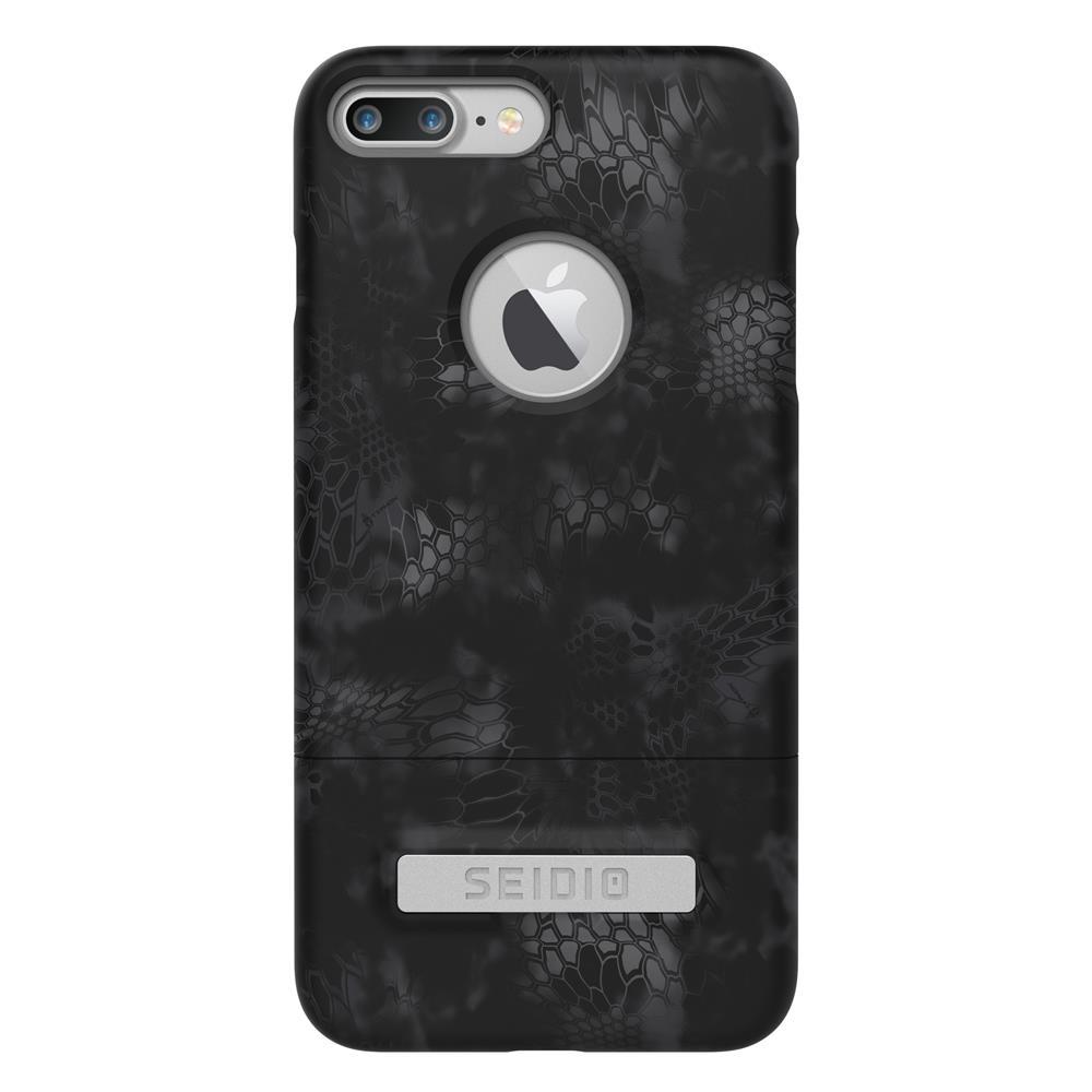 SEIDIO 迷彩聯名手機殼/保護殼 for Apple iPhone 7 Plus-SURFACE x KRYPTEK(闇夜黑蟒)
