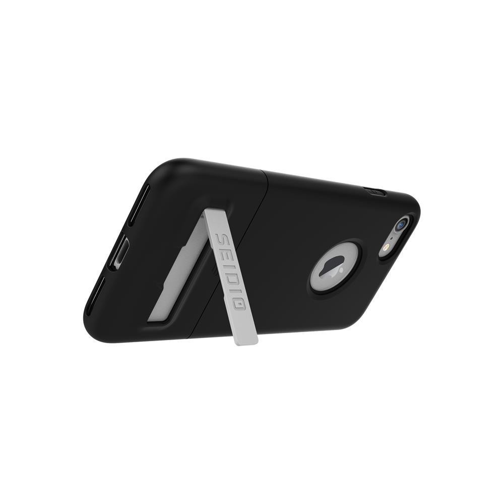 SEIDIO 都會時尚雙色手機殼/保護殼 for Apple iPhone 7-SURFACE(消光黑)