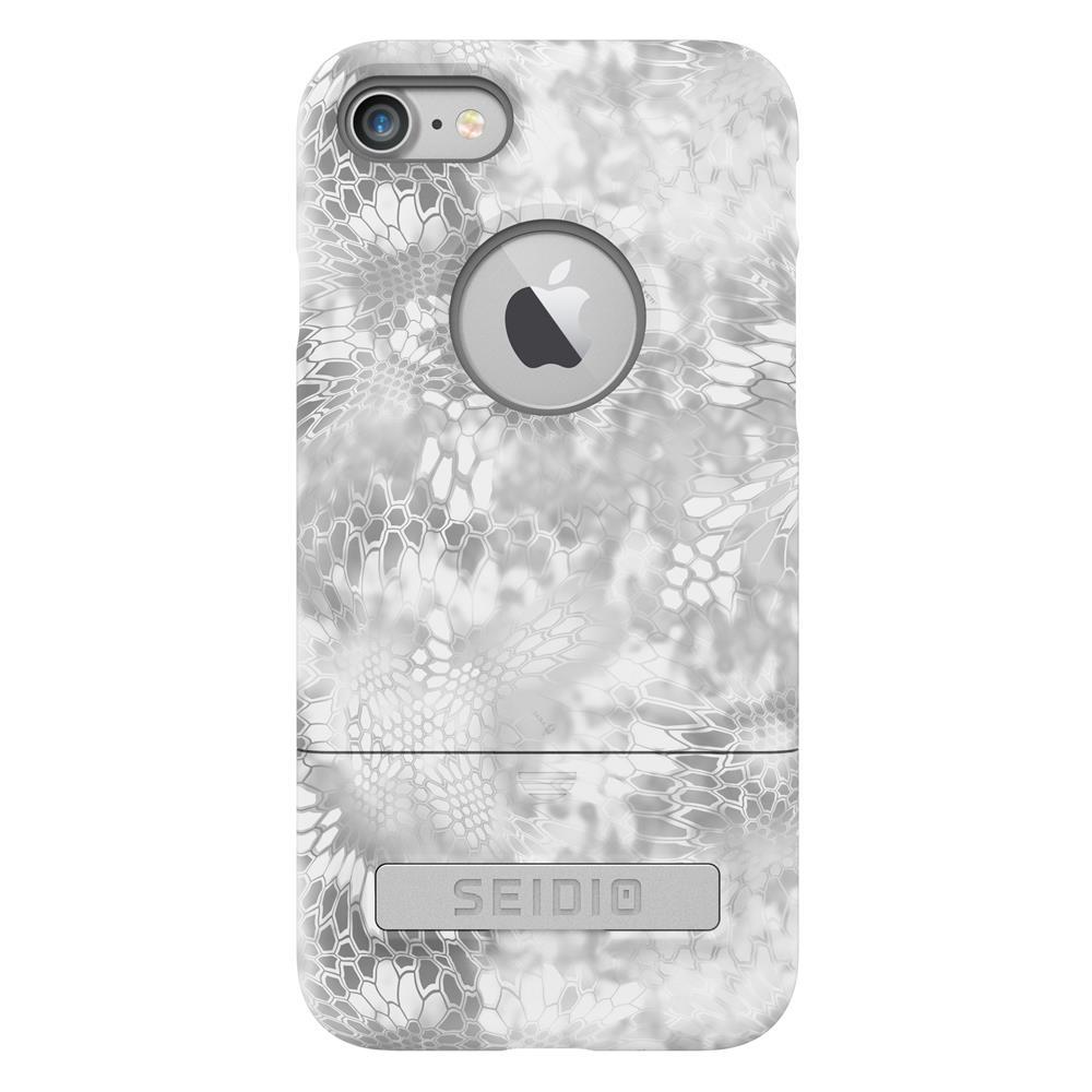 SEIDIO 迷彩聯名手機殼/保護殼 for Apple iPhone 7-SURFACE x KRYPTEK(極地雪怪)