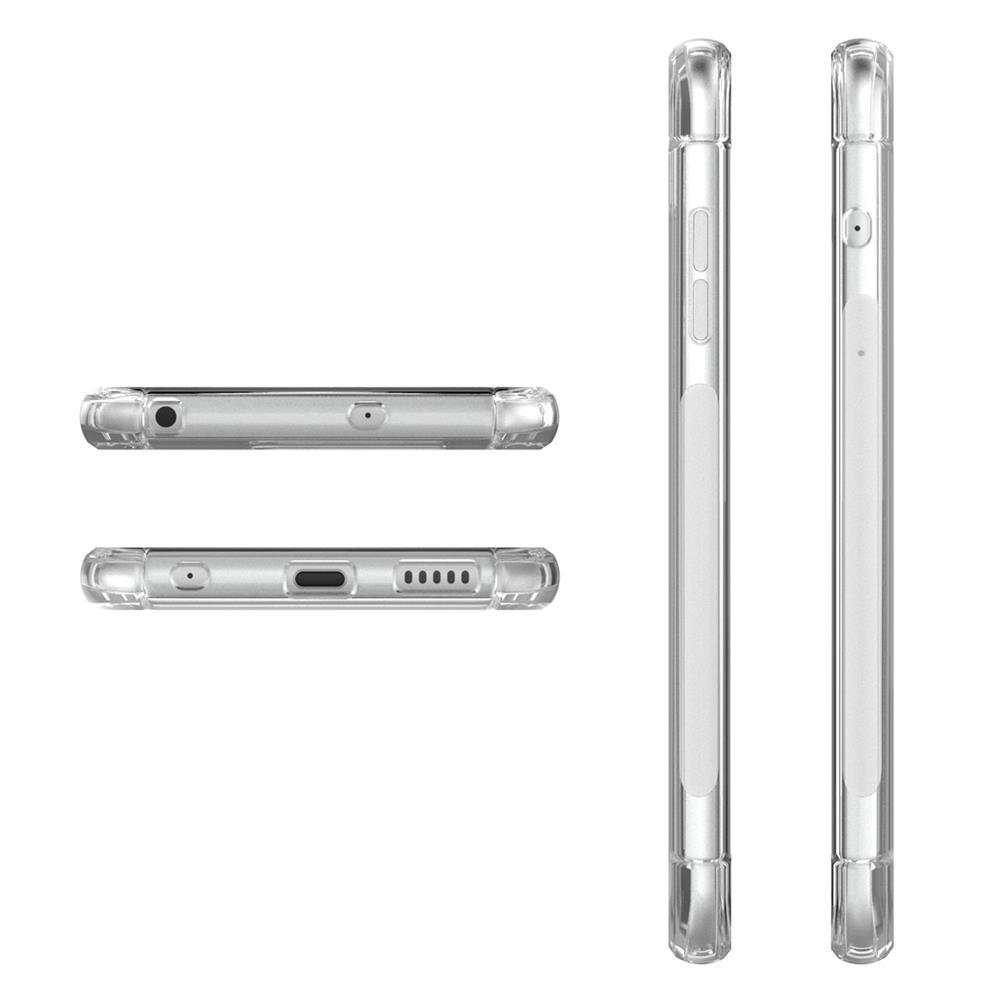 SEIDIO|四角氣墊輕透手機殼/保護殼 for LG V30 / V30 Plus-OPTIK(透明)