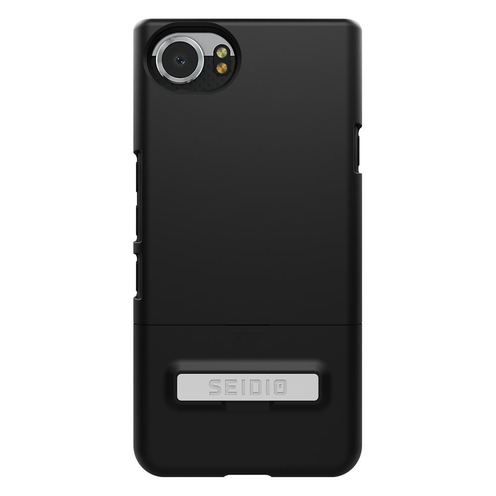 SEIDIO|都會時尚手機殼/保護殼 for BlackBerry KEYone-SURFACE(消光黑)