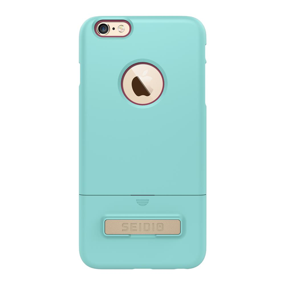 SEIDIO 都會時尚雙色手機殼/保護殼 for Apple iPhone 6/6s-SURFACE(優雅藍)