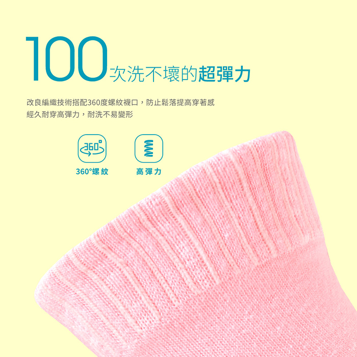 (複製)sokker®|金桂浪紋4分之3襪