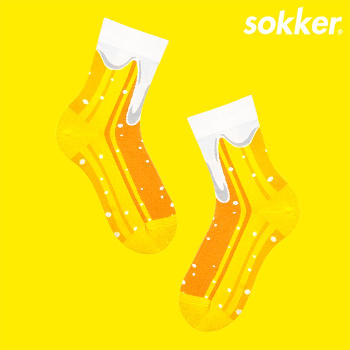 (複製)sokker®|黑夜迷航4分之3襪