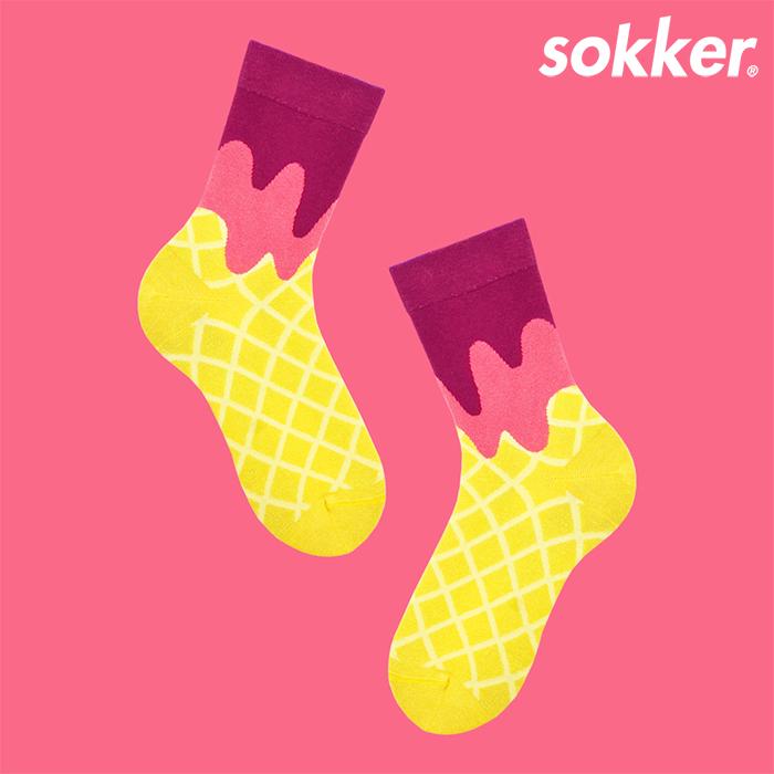 (複製)sokker®|香沫啤酒4分之3襪