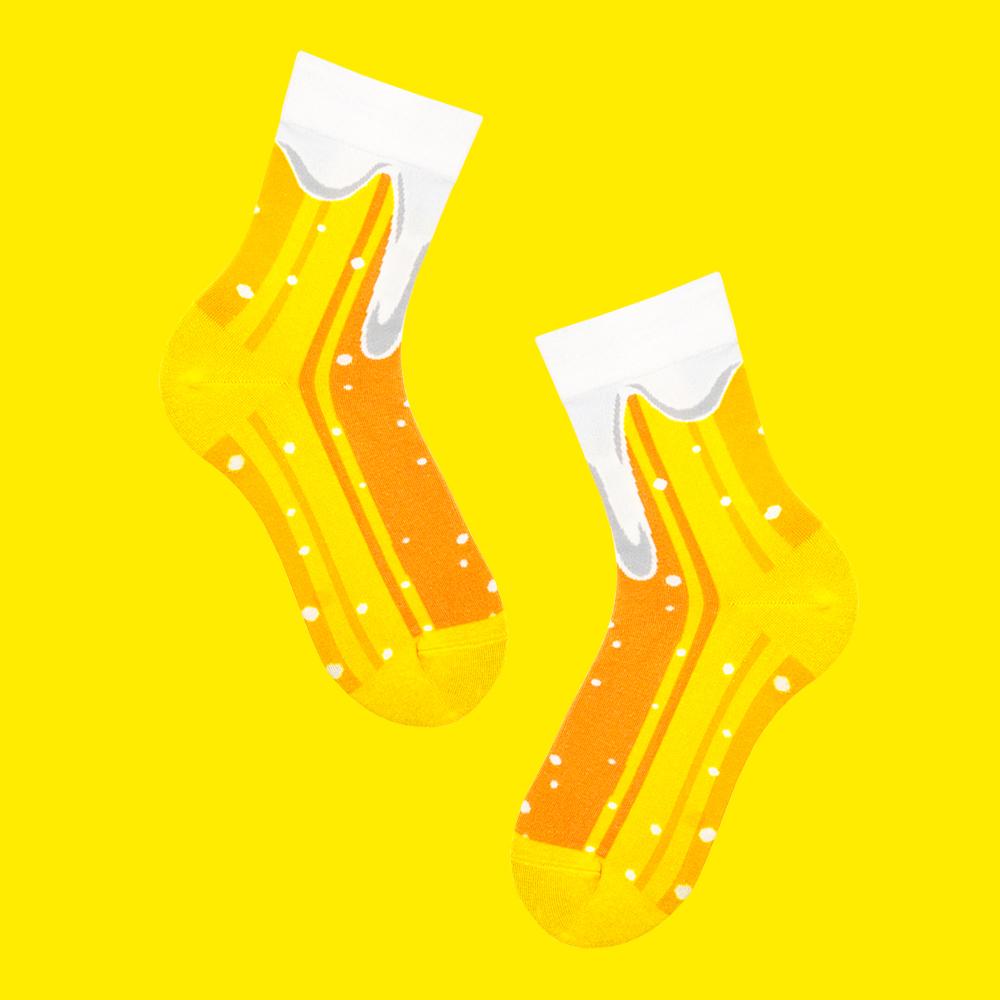 sokker®|香沫啤酒4分之3襪