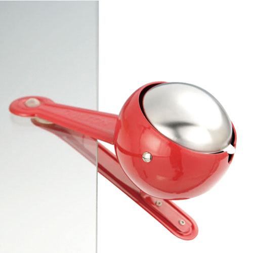 Dulton|夾式菸灰缸 紅色