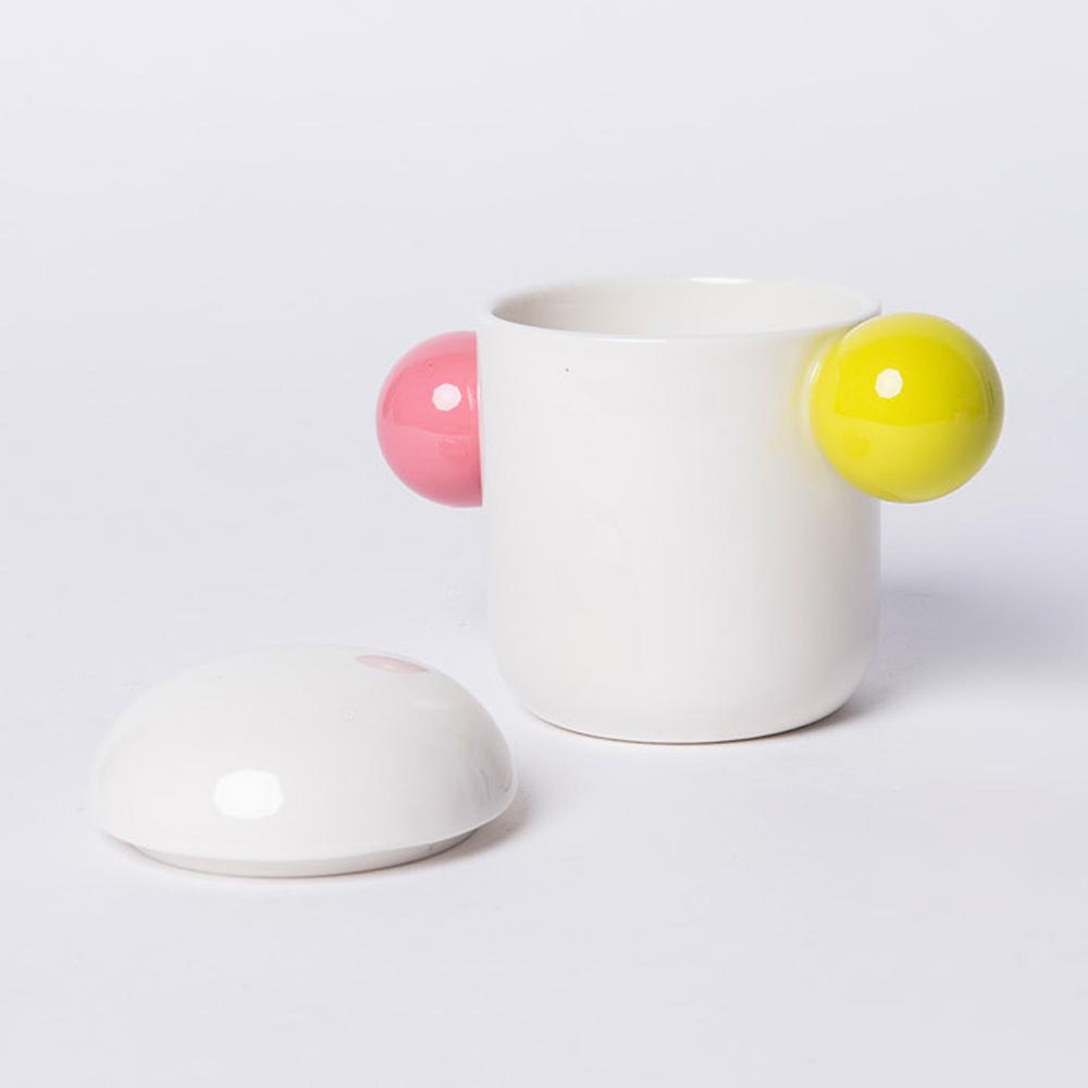 韓國 KOOROOM 馬卡龍糖果杯(小)