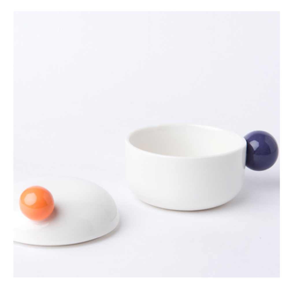 韓國 KOOROOM 馬卡龍糖果碗(小)