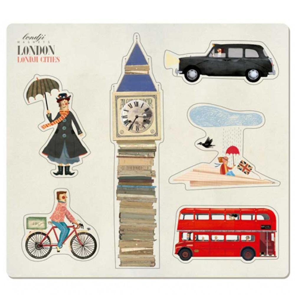 西班牙Londji|倫敦磁鐵