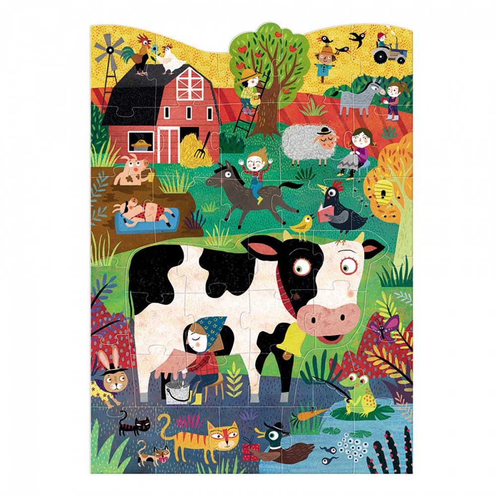 西班牙Londji|乳牛拼圖