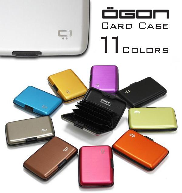 (複製)ÖGON|Stockholm RFID安全防盜經典卡匣(共12色)