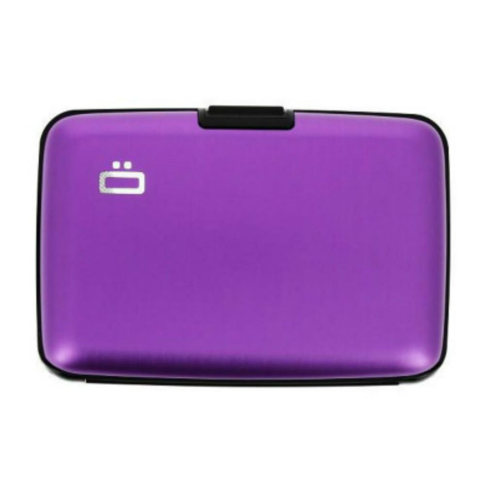 ÖGON Stockholm RFID安全防盜經典卡匣(紫色)