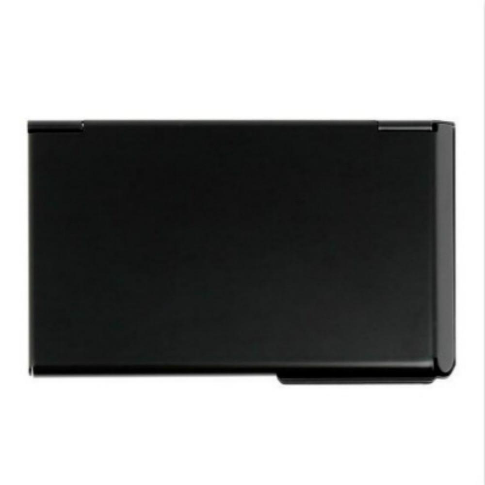 ÖGON One-Touch RFID安全防盜名片夾(黑色)