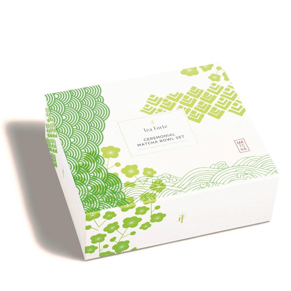 Tea Forté|茶道三件式茶具禮盒組 抹茶專用