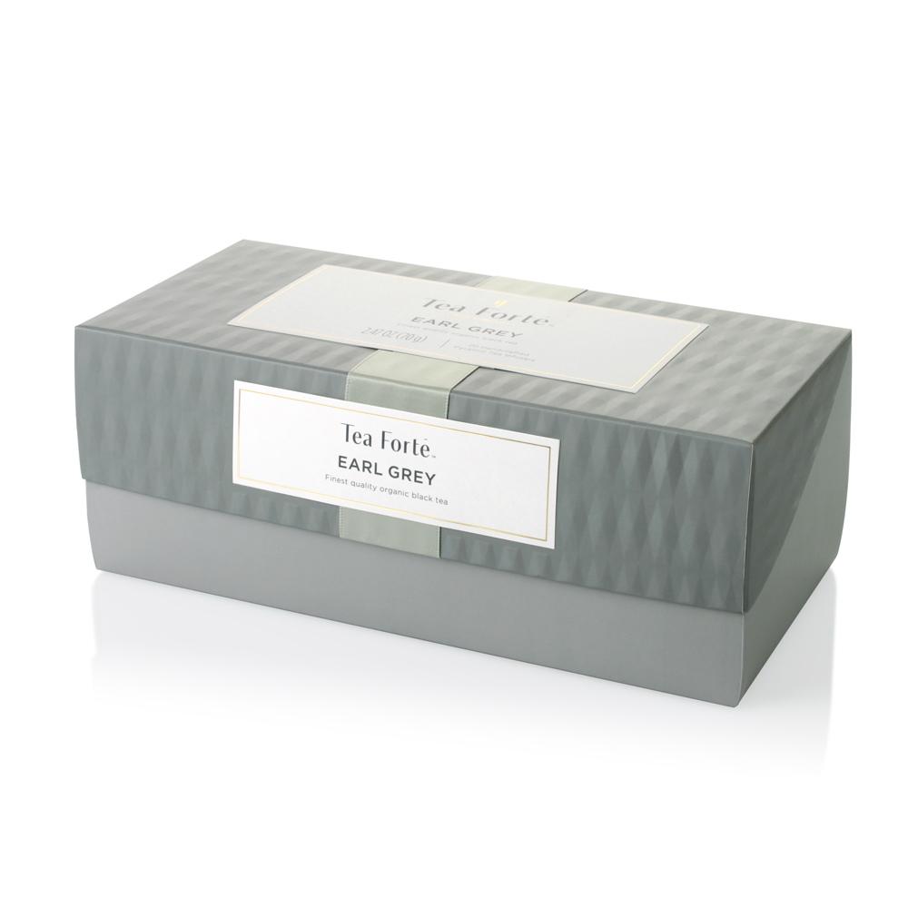 Tea Forté| 20入金字塔型絲質茶包 - 伯爵紅茶
