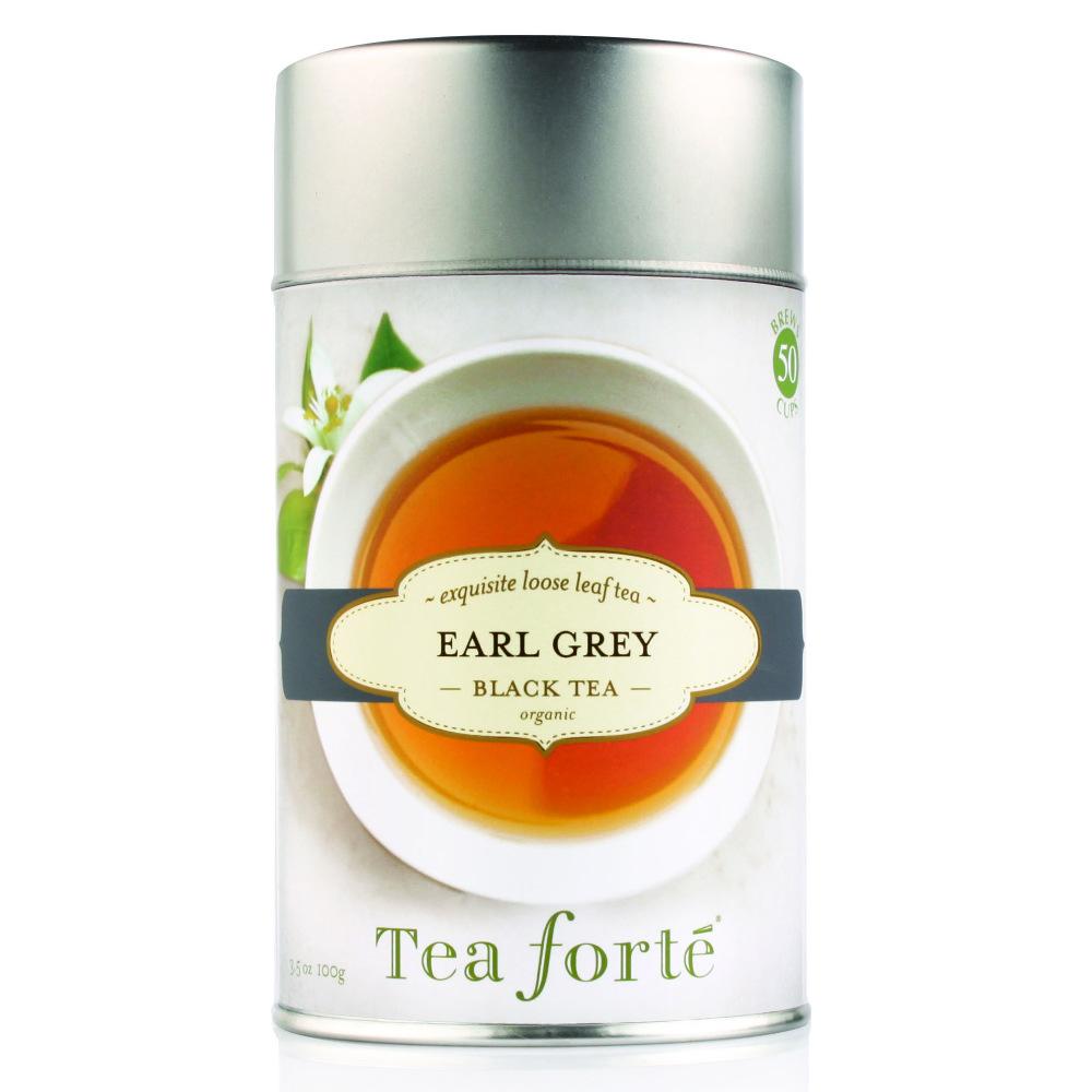 Tea Forté|罐裝茶系列 - 伯爵茶