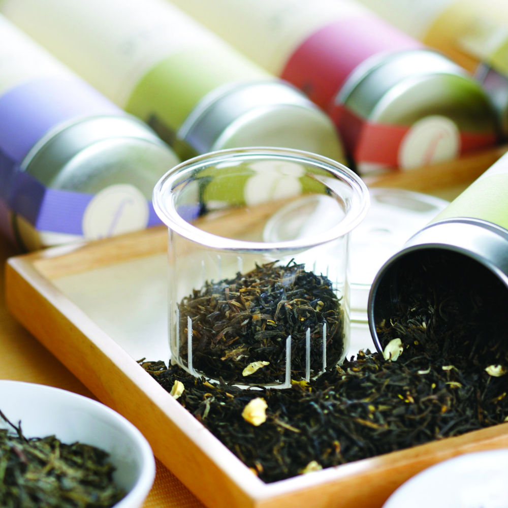 Tea Forté|SONTU玻璃茶葉濾杯