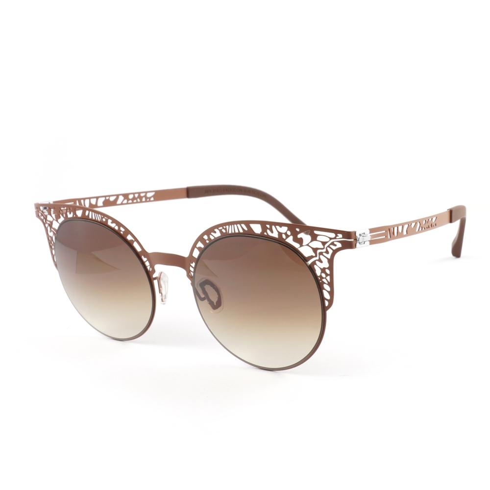 Magi-Steel|無螺絲專利結構薄鋼太陽眼鏡  潮系列–迷蝶