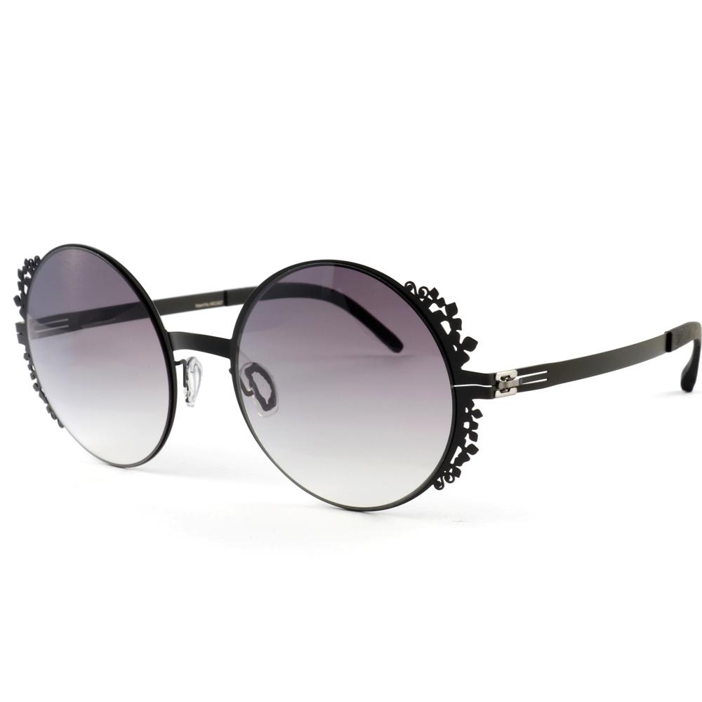 Magi-Steel|無螺絲專利結構薄鋼太陽眼鏡  潮系列–花漾