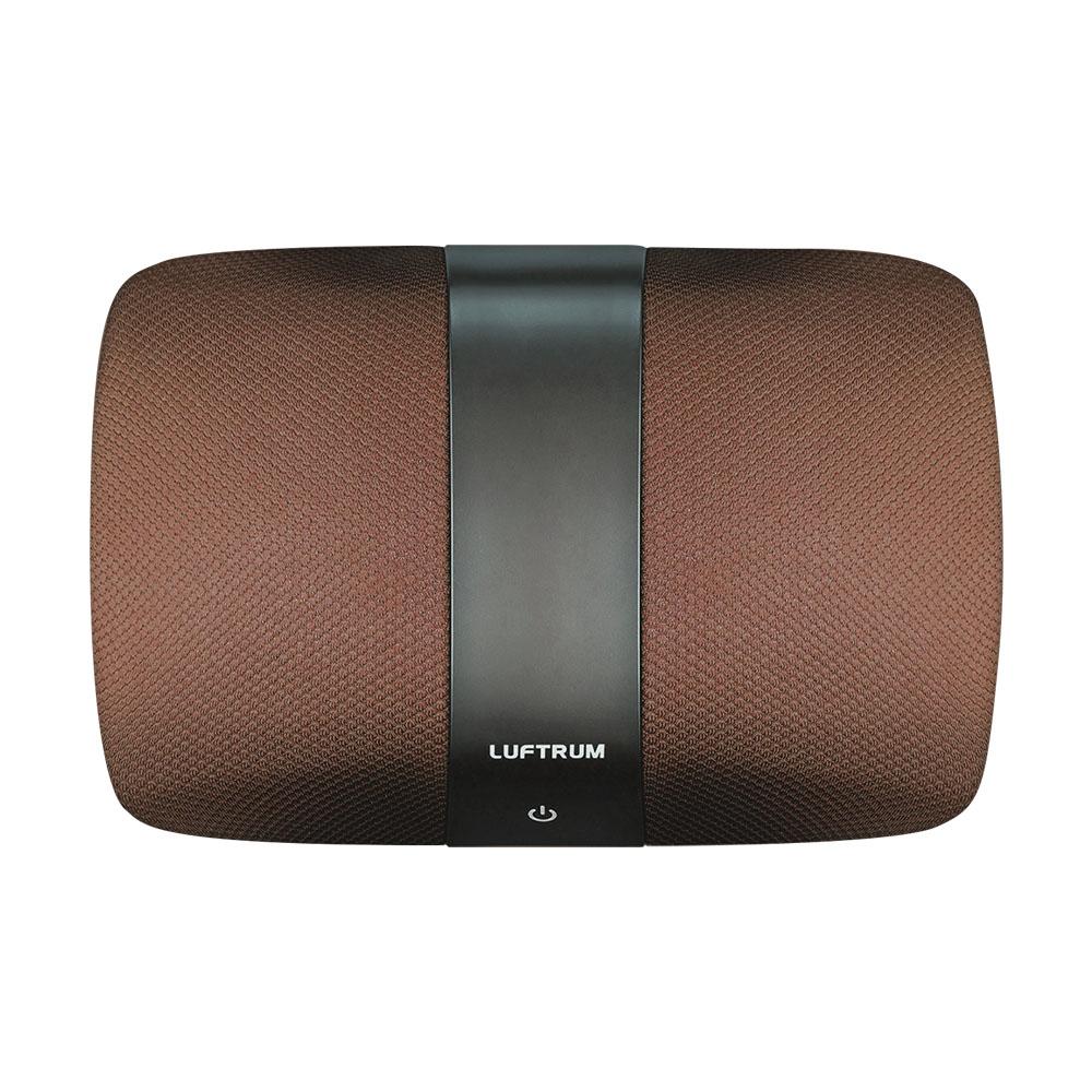 瑞典LUFTRUM|可攜式智能空氣清淨機C401A-暖咖啡全配組(小坪數/車用)