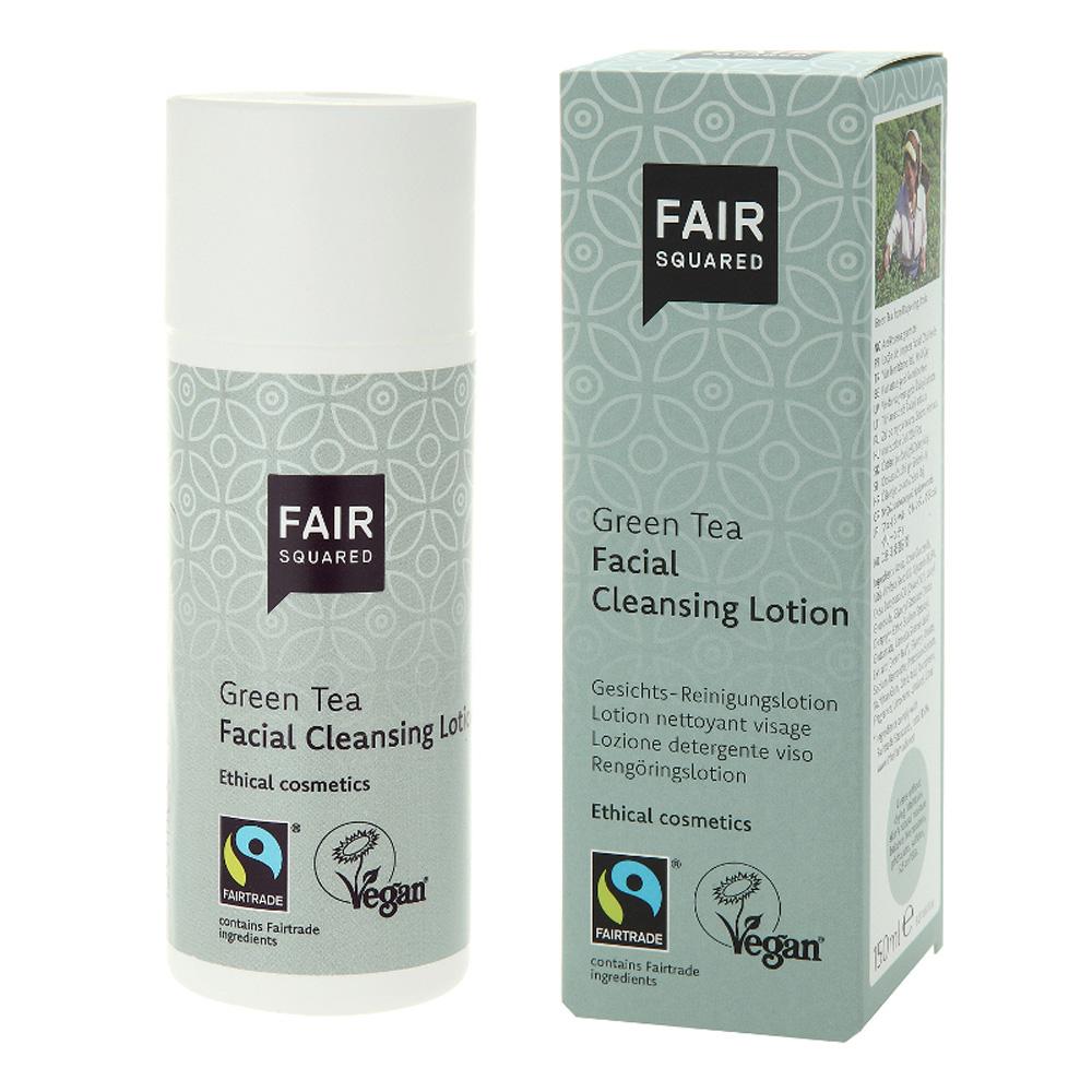 德國FAIR SQUARED|抗氧化綠茶潔面乳